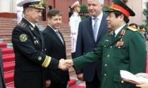 Thúc đẩy quan hệ quốc phòng Việt Nam và Ukraine