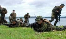 Nhật, Mỹ diễn tập giành lại đảo bị chiếm đóng