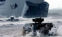 Philstar: Chiến hạm đổ bộ Trung Quốc kéo sát đảo Thị Tứ, Trường Sa