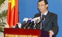 Yêu cầu Trung Quốc hủy bỏ ngay hoạt động sai trái