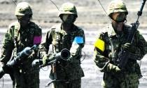 Nhật tăng quân đối phó Trung Quốc