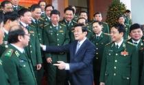 Chủ tịch nước Trương Tấn Sang: Phải quan tâm rèn binh, chỉnh cán