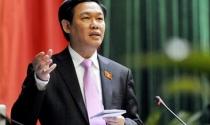 Ông Vương Đình Huệ vẫn là bộ trưởng Tài chính