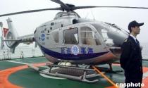 Tàu TQ ngang ngược chở trực thăng ra Trường Sa