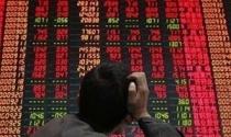 """Phố Wall chuyển """"đỏ"""" do lo ngại Eurozone, Ai Cập"""