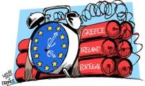 Nợ công eurozone tăng cao
