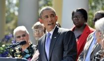 Obama: 'Hãy mở cửa chính phủ'
