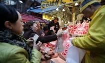 Lạm phát Nhật có thể gấp 5 lần tốc độ tăng lương năm 2014