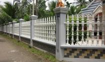 Quy định về xây dựng hàng rào