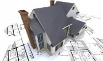 Thắc mắc về hoàn công nhà