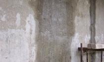 Làm gì khi tường bị thấm nước?