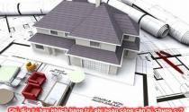 Chủ đầu tư hay khách hàng trả phí hoàn công căn hộ chung cư?
