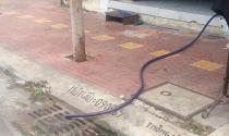 Chia sẻ cách khắc phục bất lợi vì trước nhà có hố ga