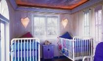 """""""Nhà"""" đẹp dành cho bé sơ sinh"""
