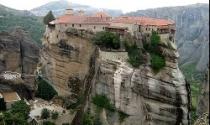 """Viếng thăm tu viện """"trên không"""" Meteora, Hy Lạp"""