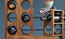 6 vật dụng bằng gỗ tiện ích cho nhà bếp