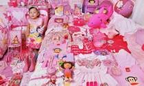 Màu hồng phong thủy thể hiện tình yêu, lãng mạn