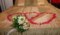 Phong thủy phòng cưới để hạnh phúc bền lâu