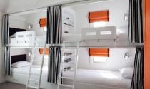Làm rộng nhà nhỏ với giường tầng