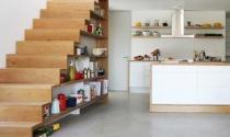 Phong thủy: Hóa giải bếp đặt dưới phòng ngủ