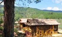 Ngôi nhà có mái là bản đồ Việt Nam