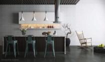12 ý tưởng thiết kế phòng ăn trong nhà bếp