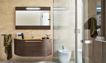 Phong thủy phòng tắm hiện đại