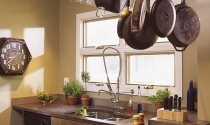 Phong thủy chuẩn cho nhà bếp nhỏ