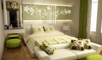Phong thủy cho phòng ngủ vợ chồng trẻ