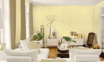 Ứng dụng sắc vàng ấm áp cho nội thất 2014