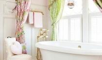 Những ý tưởng làm mới phòng tắm cũ
