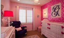 Chọn màu sơn cho phòng bé gái