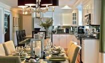 Góc phong thủy: Bí quyết đặc biệt cho gian bếp căn hộ