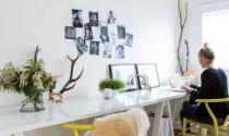Những không gian tuyệt vời khi bạn quyết định làm việc ở nhà