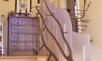 10 ý tưởng cho tay vịn cầu thang đẹp lạ