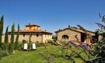 Đến thăm biệt thự ở vùng nông thôn nước Ý