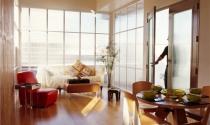 Gợi ý thiết kế nội thất căn hộ chung cư theo phong cách Á Đông