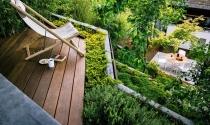 Khám phá vườn bậc thang ở California