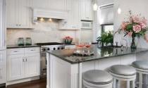 Một số nguyên tắc cần tránh khi thiết kế nhà bếp