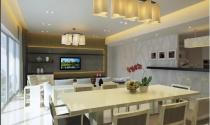 Thi công nội thất rẻ và tiết kiệm cho căn hộ 145m2