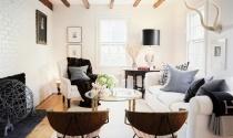 Trang trí nhà theo phong cách Rustic
