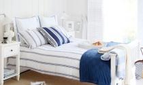 Phòng ngủ thoáng mát cho mùa hè