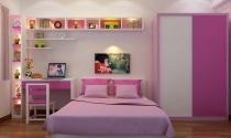 Trang trí phòng ngủ cho những thiên thần nhỏ