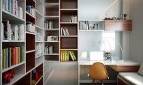 Bố trí nội thất phòng làm việc 10 m2