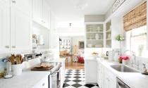 Trang trí nhà bếp theo phong cách tân cổ điển