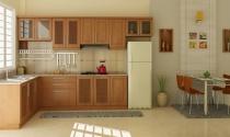 Những điều cấm kỵ trong việc bố trí nhà bếp gia đình