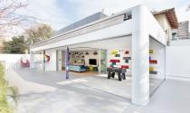 Tòa nhà giải trí vui nhộn cho trẻ em tại Brazil