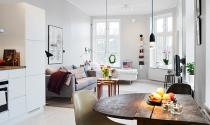 Thiết kế tuyệt vời cho căn hộ 39 m2