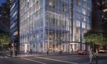Dự án tháp dân cư trong suốt độc đáo tại NewYork