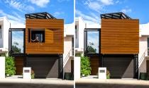 Kiến trúc độc đáo, tiết kiệm của ngôi nhà xanh tại Úc